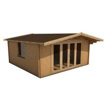 Chestnut-Log-Cabin