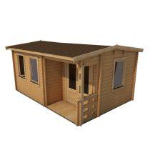 Maple-Log-Cabin