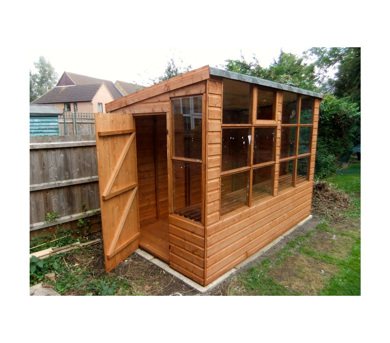 Potting sheds shiplap