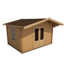 Willow-Log-Cabin
